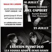 Nuits Blanches du Piano