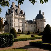 Visite Du Château De Valencay