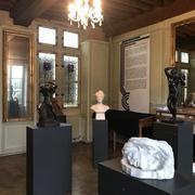 Visite Libre Du Salon Blanc Du Musée Garinet