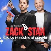 Zack & Stan Dans Les Salles Gosses De La Magie