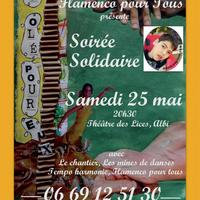 """Soirée Solidaire """"Un Olé pour eux"""""""