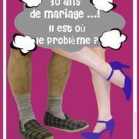 30 Ans De Mariage...! Il Est Où Le Problème ?