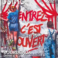 Festival Nouvelles du Conte de Bourdeaux