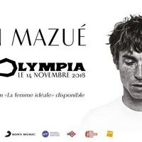 Ben Mazué à l'Olympia