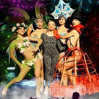 Cabaret Odysseo - Revue Infinity 2
