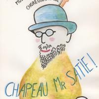 Chapeau M. Satie !spectacle Musical