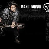 Concert Manu Lanvin And The Devil Blues