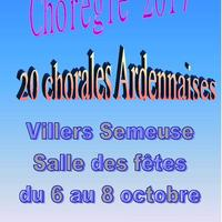 Concerts Chorales Ardennaises