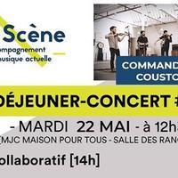 Déjeuner-concert #7 - Commandant Coustou
