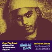 Fang The Great, Obia le Chef : Inauguration High-lo Weekender