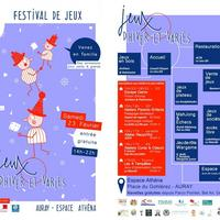 Festival Jeux d'Hiver et Variés