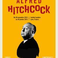 Grande rétrospective Alfred Hitchcock !