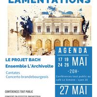J.-S. Bach - Lamentations