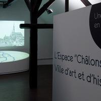 Lancement Des Journées Européennes Du Patrimoine à Châlons.