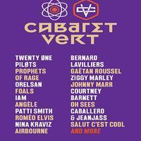 Le Cabaret Vert 2019