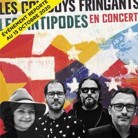 Les Cowboys Fringants - Report date de mars
