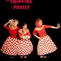 Les Swinging Poules Se Jettent... à Paris du 4 février