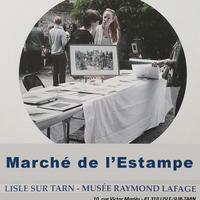 Musée Raymond Lafage - Marché de l'Estampe