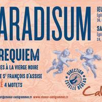 Paradisum - Fauré, Poulenc, Duruflé