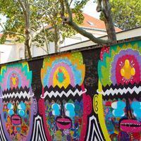 Paris Street Art Butte-Aux-Cailles