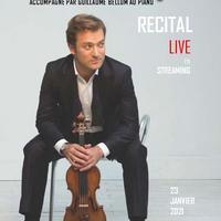 Renaud Capucon - Concert Livestream