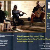 Rishab Prasanna Trio Fusion