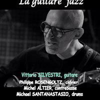 Vittorio Silvestri-La Guitare Jazz