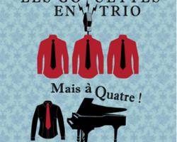 Goguettes En Trio (mais à Quatre)