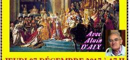 Claude Camous raconte : Quand Louis XVIII était comte de Provence…