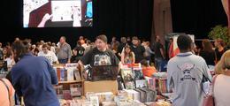 8ème Salon du Livre et du Jeu du Pays du Coquelicot 2019