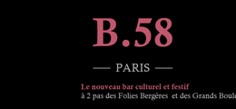 B.58 Paris 9ème