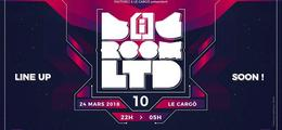 B[i]G ROOM LTD #10ans