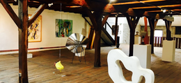CACRF-Centre d'Art Contemporain Raymond Farbos Mont de Marsan