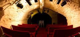 Café Théâtre de la Fontaine d'Argent Aix en Provence