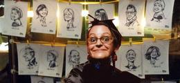 Caricaturiste Betty Nancy
