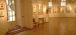 Centre d'art Rhodanien Saint Maur Bagnols sur Ceze