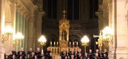 Choeur de la Trinité Paris 9ème