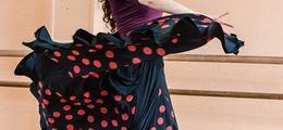 Danse Bohème, aquarelle
