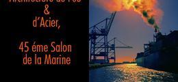 Exposition de photographies maritimes d' art