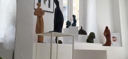 Sculptures et tableaux de Camy