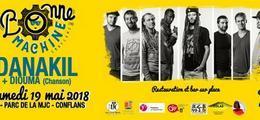 Festival Bonne Machine - Danakil 2018