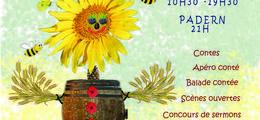 Festival du conte Cont'en Corbières Cucugnan - Padern 2019