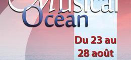 Festival Musical'Ocean - Pass 6 Jours 2019