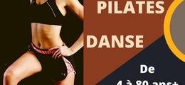 Fitness Gym Pilates et Danse Pop Jazz
