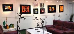 Galerie Artistic Garage Neuilly sur Marne