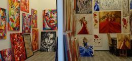 Galerie d'art Sylvie Adaoust Marseille