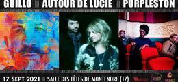 GUILLO &   AUTOUR DE LUCIE &    PURPLESTON