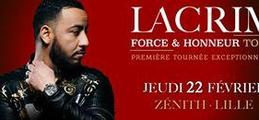 Lacrim - Zenith - Lille