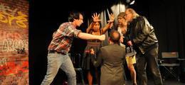 Le Premier, une pièce du célèbre dramaturge américain Israël Horovitz. Durée: 1h20