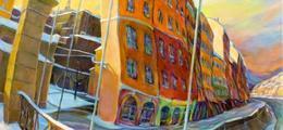 Macha Belsky : Lyon, architecture en mouvement